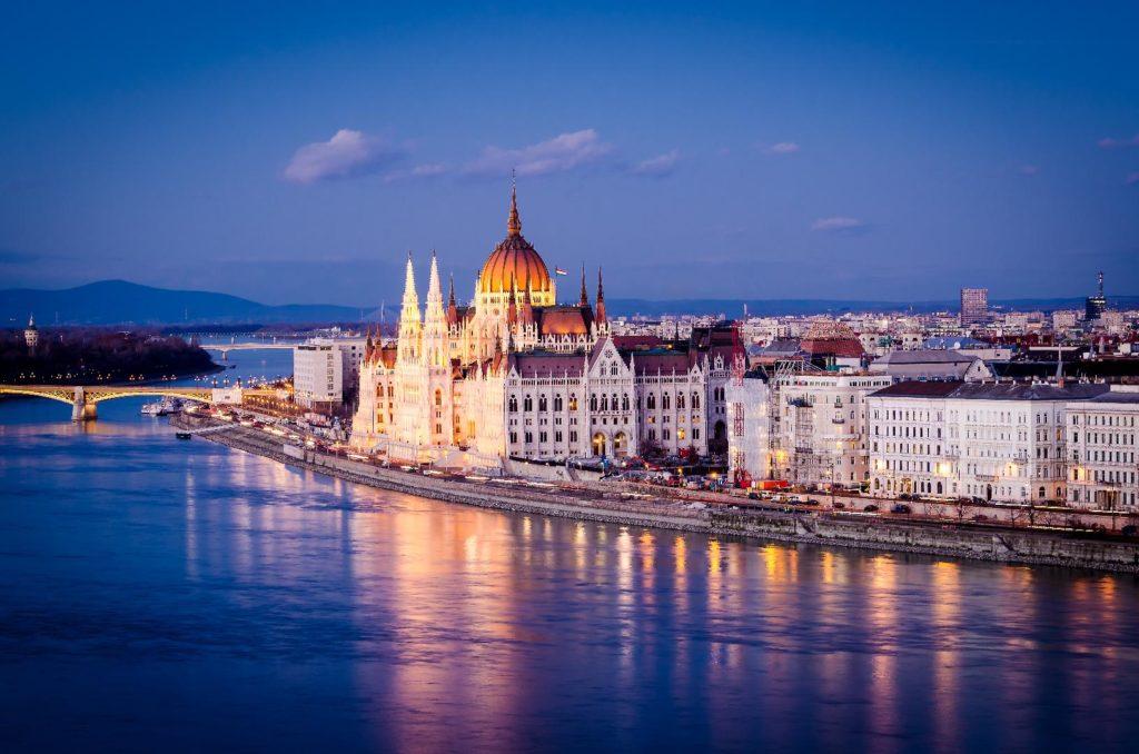 voyager à Budapest