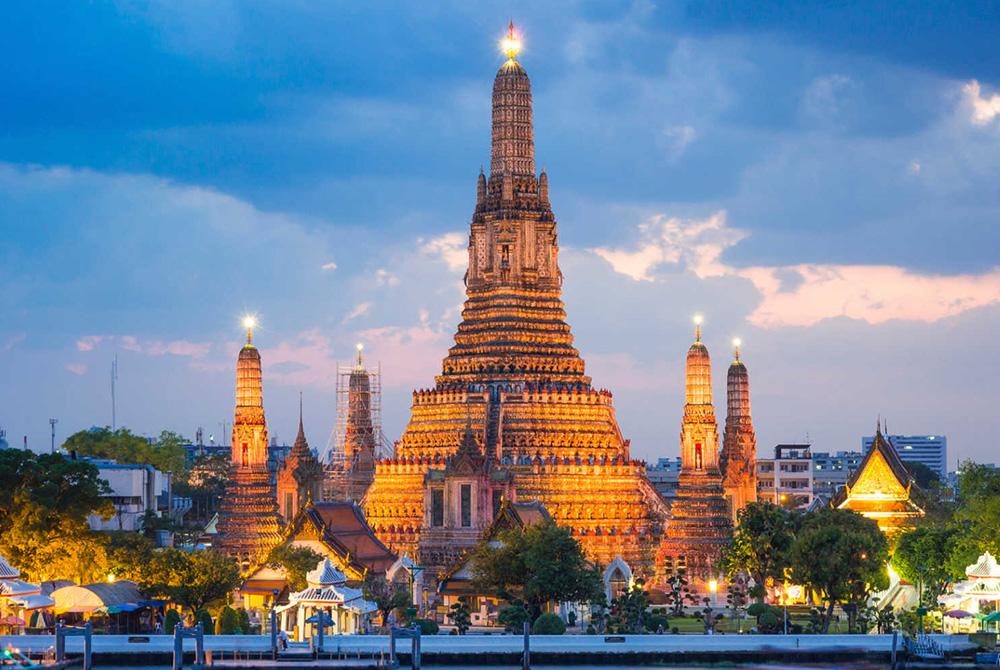 Top 5 des villes touristiques de 2017