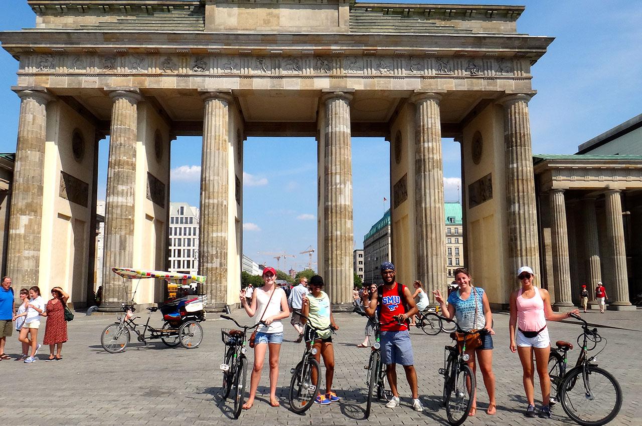 randonnée à berlin