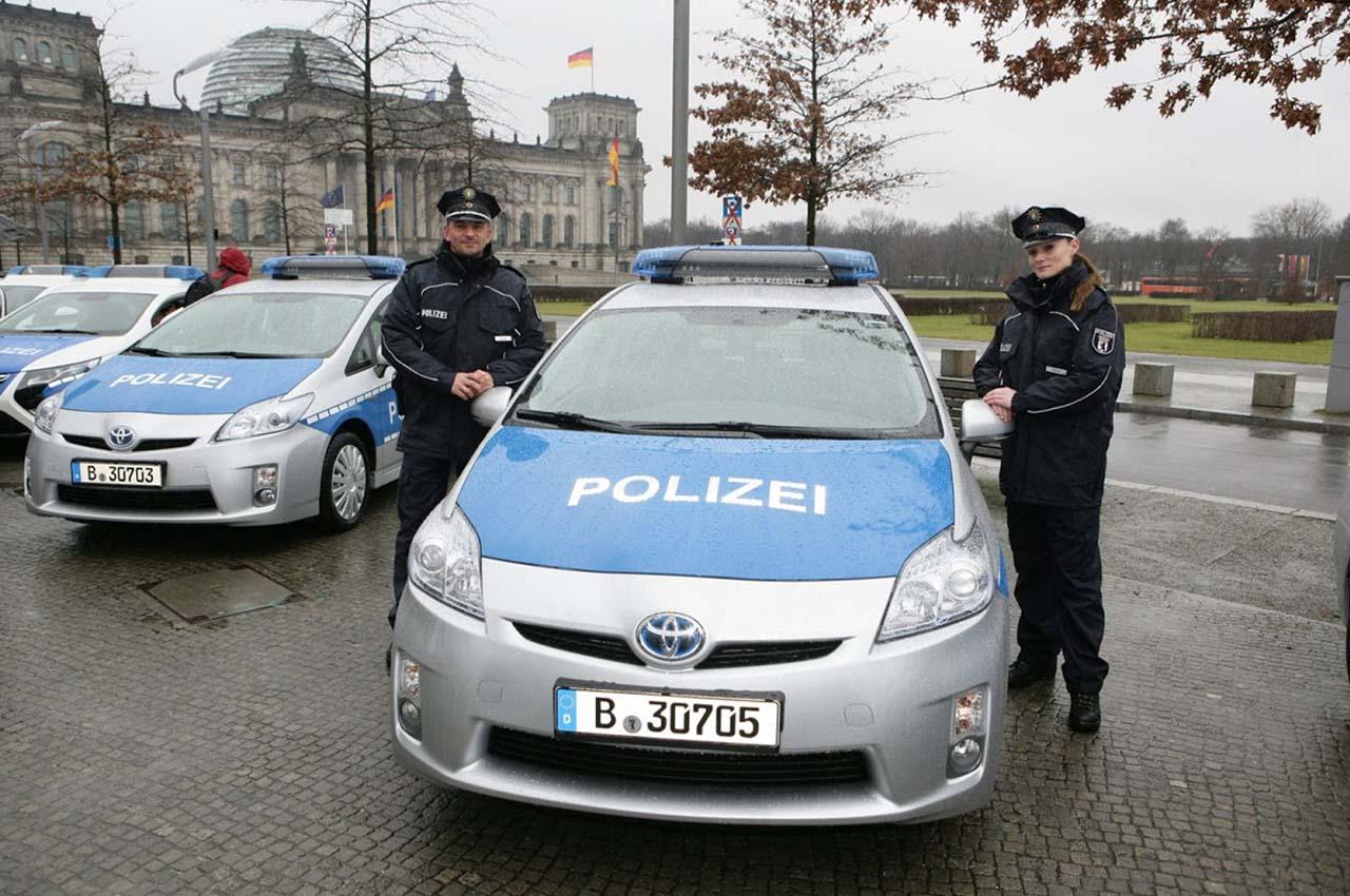 sécurité berlin