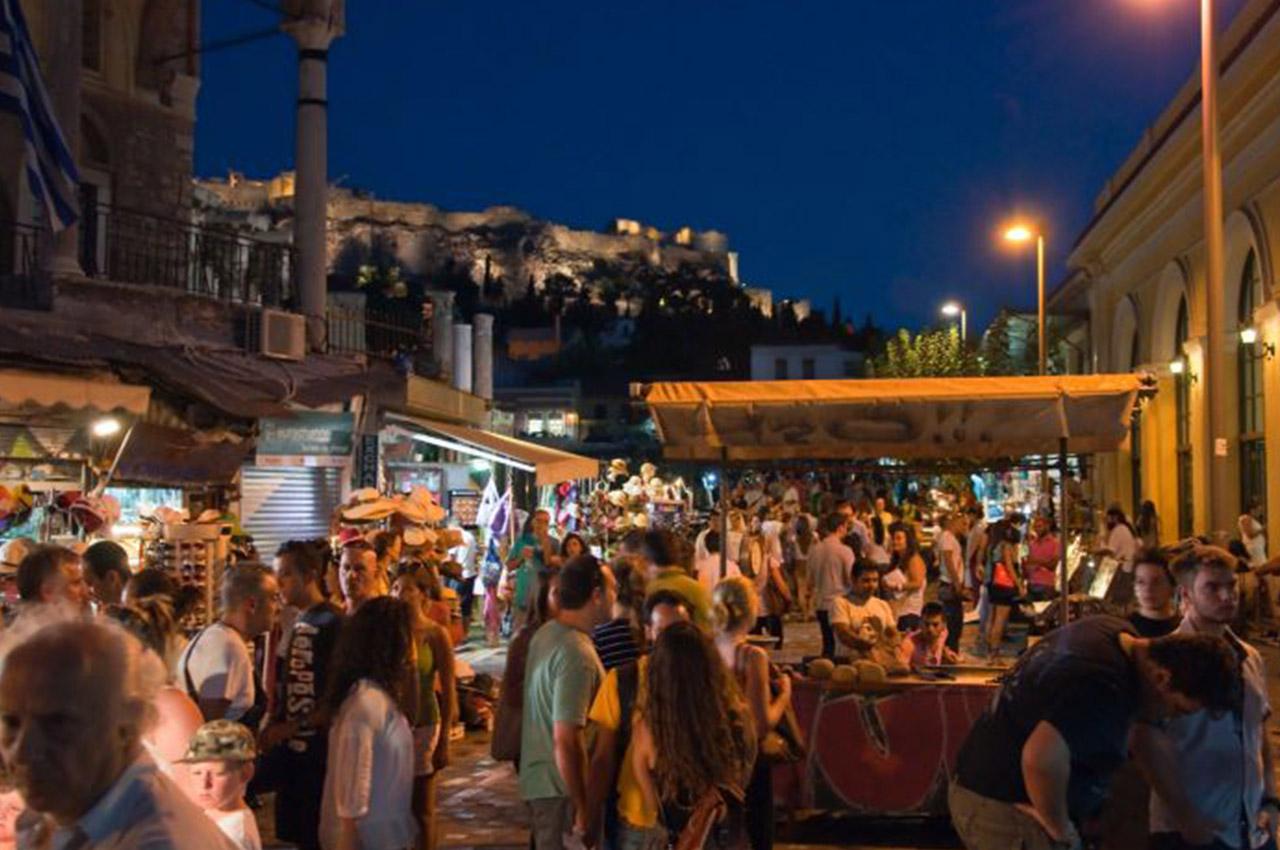 Activités Athènes
