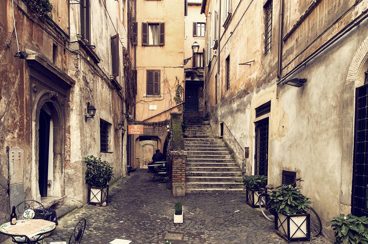 autour de Rome