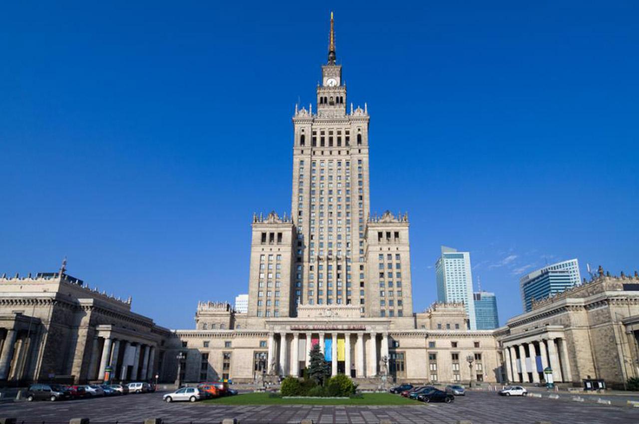 circuit touristique Varsovie